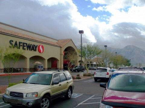 Safeway Shopping Center