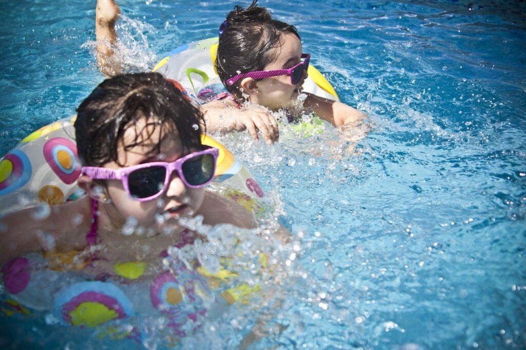 sunglasses, people, water